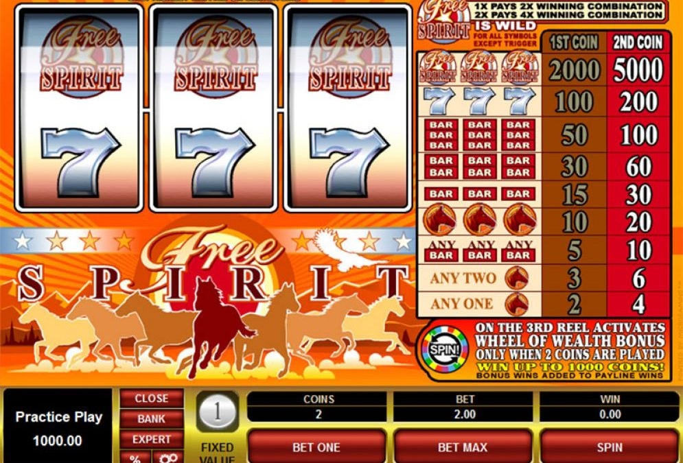 Download Free Spirit & Play For Free And Win Bonuses